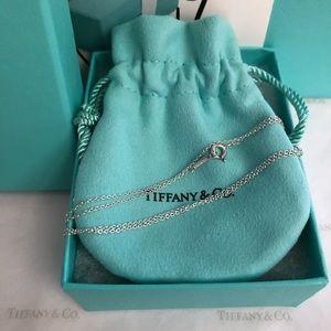 "Tiffany & Co. 16"" Chain"